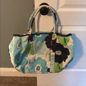 Gently used tote